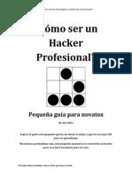 Como Ser Un Hacker 2014