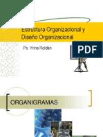 ESTRCUTURAS ORGANIZACIONALES