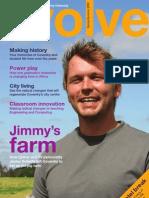 Evolve - Spring 2009 Coventry University's Alumni Magazine
