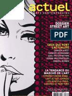 Art Actuel N° 80     Mai-Juin 2012