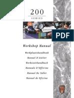 Rover 200 -Repair-Manual.pdf