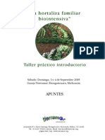Holger Hieronimi - La Hortaliza Familiar Biointensiva (PDF)
