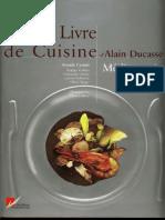 Alain Ducasse Cuisine Mediterranee
