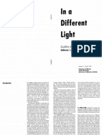 In a Different Light - Gallery Guide
