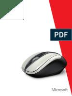 Bluetooth Notebook Mouse 5000 x18 29045-01 en de Ro Da Tr Pl Uk Sv Fi No Iw