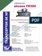 Cahuane_FR300_Transceptor