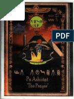 80073724 56781583 Paa Ashutat the Prayer by Dr Malachi York