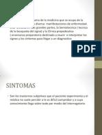1. Semiologia Medica