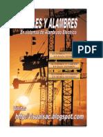 Cables y Alambres en Sistemas de Alambrado Eléctrico