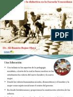 Presentacion_Didáctica _en la_Escuela_Venezolana_AlíRojas