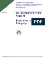 224366 Operatio Desert Storm GAO Overview