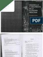 Moreno Brid y Ros Desarrollo y Crecimiento en La Economia Mexicana