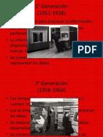 generacion computadoras