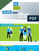 Ford Automotive Zeitgeist Studie
