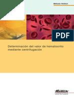 M Todo Diagnosis Hematocrito
