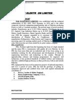 Organizational Behaviour Pak Elektron Limited
