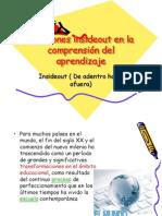Posiciones insideout en la comprensión del aprendizaje