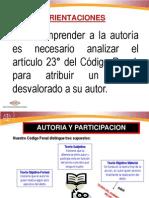 05 LA AUTORIA Y PARTICIPACION05.ppt