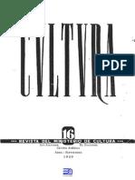 Revista Cultura 16
