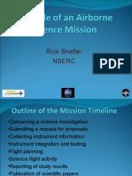 SARP Mission Planning