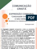 AULA - COMUNICAÇÃO CRISTÃ