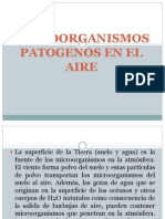 Aire y Polvo