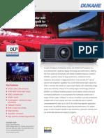 Dukane Imagepro 9006W-L