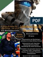 Marketing Guerrilha - Apresentação