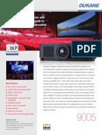 Dukane Imagepro 9005-L