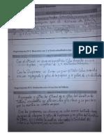 Resultados Cualitativos. Practica 4. Aldehidos y Cetonas