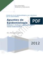 Apuntes Epidemiologia PARTE 1 2013