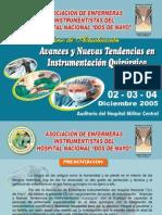 presentación Instrumentación Quirúrgica