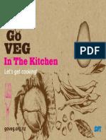 Go Veg Recipe Book