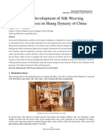Discussion on Development of Silk Weaving Trademark Process in Shang Dynasty of China.pdf