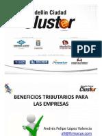 Taller + Beneficios Tributarios Para Las EmpresasCCMA[1]