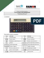 Texto de Apoio - Mini-Curso de HP12C - 1ª Etapa