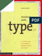 Thinking With Type_ellen Lupton