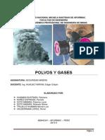 Polvos y Gases Monografia