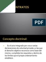 Contratos - Clasificacion y Aspectos Generales