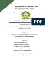 Informe de Agitacion y Mezcla