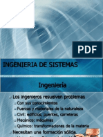 Ingenieria de Sistemas Clase 1