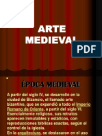 Arte Medieval Clase