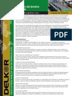 Filtro de Banda Delkor Belt Filters