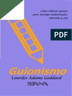 Guionismo-Lourdes Adame Goddard