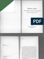Buenos Aires, Una antología de nueva ficción argentina (selección)