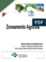 Zoneamento Agricola PE