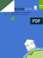 Premio Corona Pro Arquitectura 2005 1 Parte