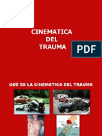 Cinematica de Trauma 2013