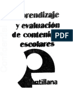 Aprendizaje_Evaluacion_ContenidosEscolares