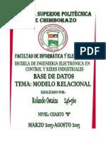 Modelo Relacional1